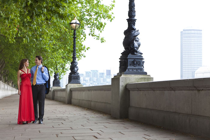 London Romantic Walks